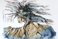 colleen-gray-weight-of-the-world-watercolour-on-synthetic-paper-16x20