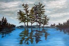 judson_sharbot-lake_oil_24x36