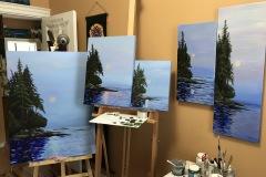 Cedar Moon Series