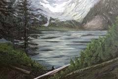 Mountain Lakes #3