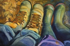 JACOBS - BOOTS - WC, 18X24