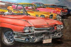 Cars 50s