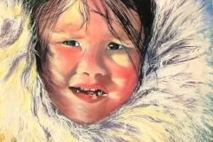 Cdn since forever -Watercolour 24x30