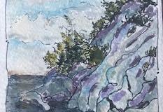 Bone-02.-Nature-Park.-Watercolour.-6X6