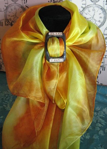 silk scarves #4