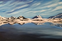 Northern Magic Acrylic