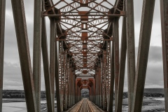 McCarthy - Bridge - photo canvas, 12x18