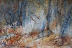 M_Huneault_1-Calm-and-Misty_Watercolour_on_Tissue_Paper_13-x-27