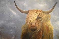 Hutton - The Wizard - Oil, 36x24