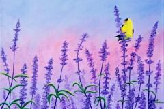 Good Morning Goldfinch