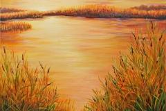 Armst01_Golden-Sunset_acrylic_24x18