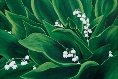 Armst02_Lilies-of-the-Valley_acrylic_16x12