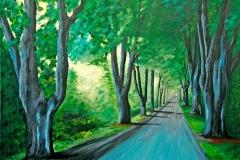 Armst03_Plane-Trees_acrylic_24x18