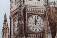 Peace Tower Clock