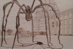 Maman & The National Gallery, Ottawa