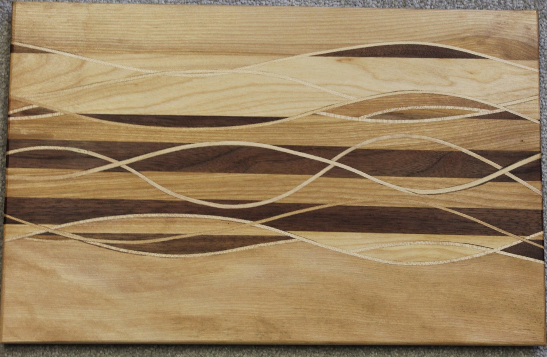 Fancy Cutting Board
